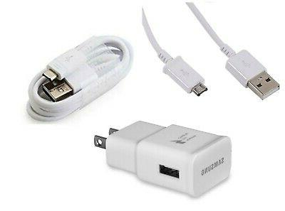 ORIGINAL SAMSUNG FAST CHARGER+MICRO USB FOR SAMSUNG GALAXY T