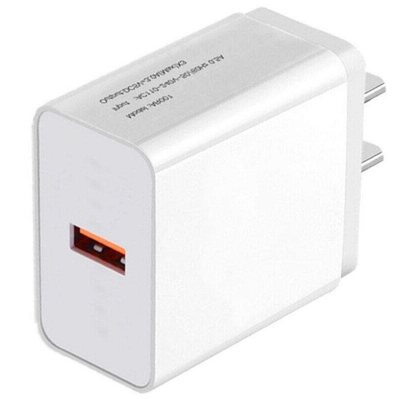USB Charger Plug AC Power for iPhone iPad Samsung Galaxy LG Android