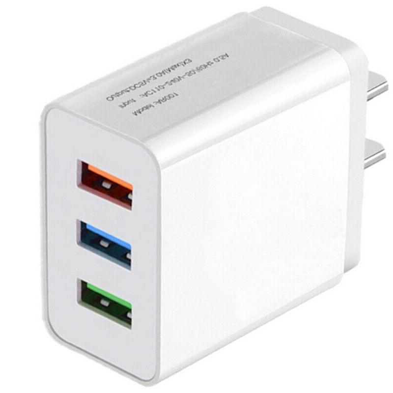 USB Wall Charger AC iPhone LG
