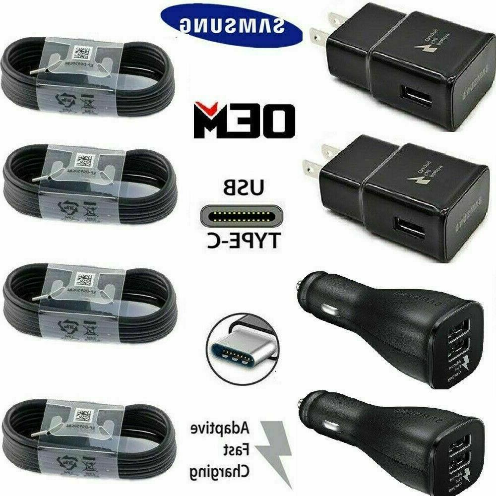 fast wall car charger type c usb