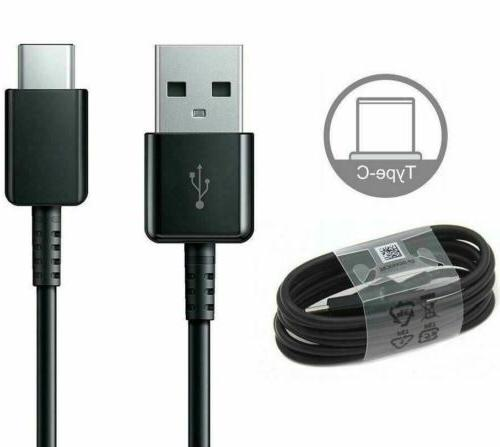 Fast Wall + USB C Cable For Samsung Galaxy A21 A71
