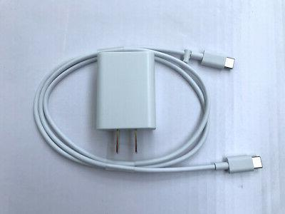 genuine oem google wall charger for pixel