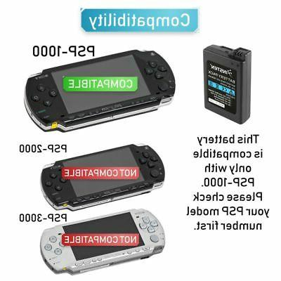 Home Charger + 1800 Battery FOR PSP