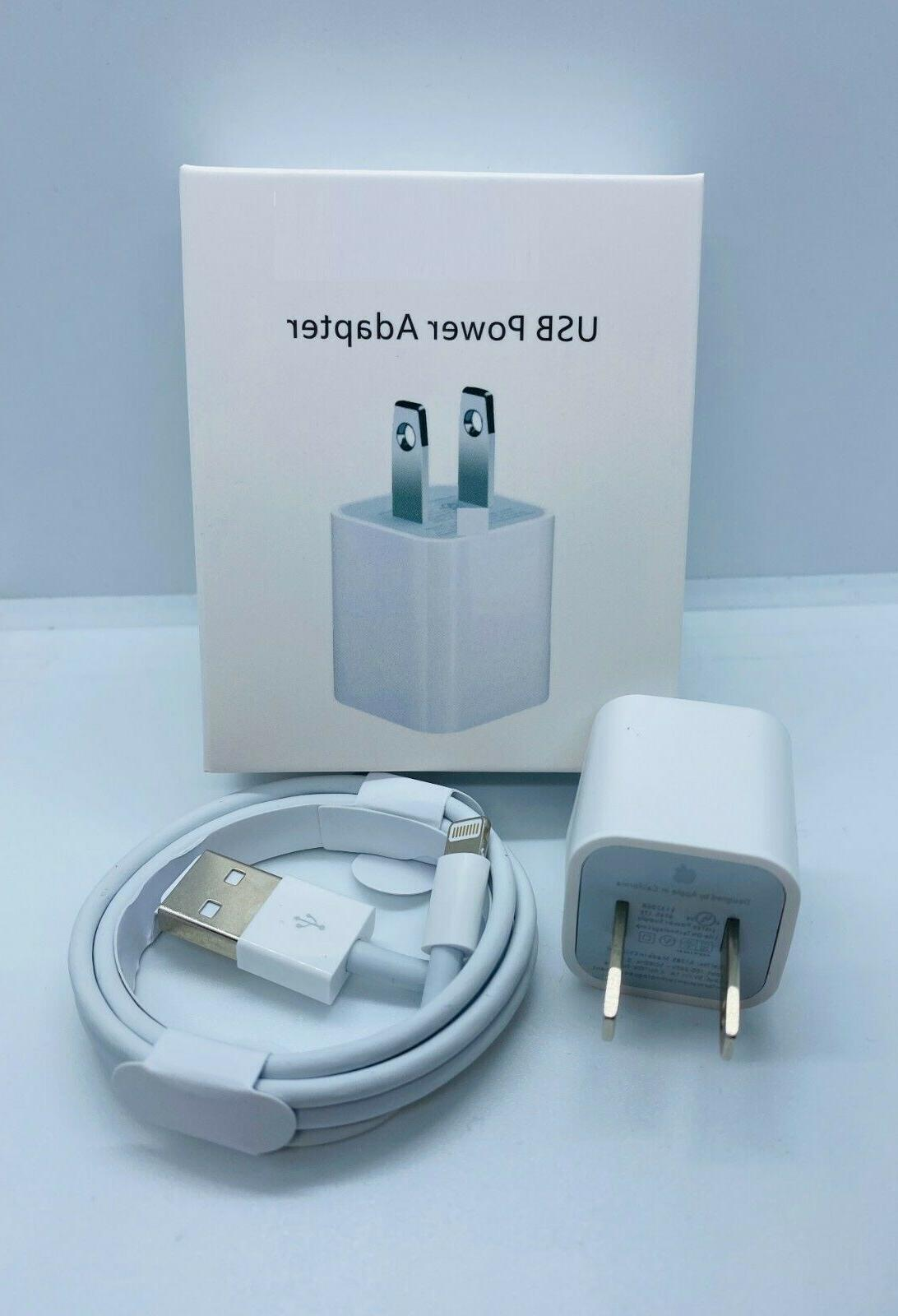 iphone charger fast usb cable and wall