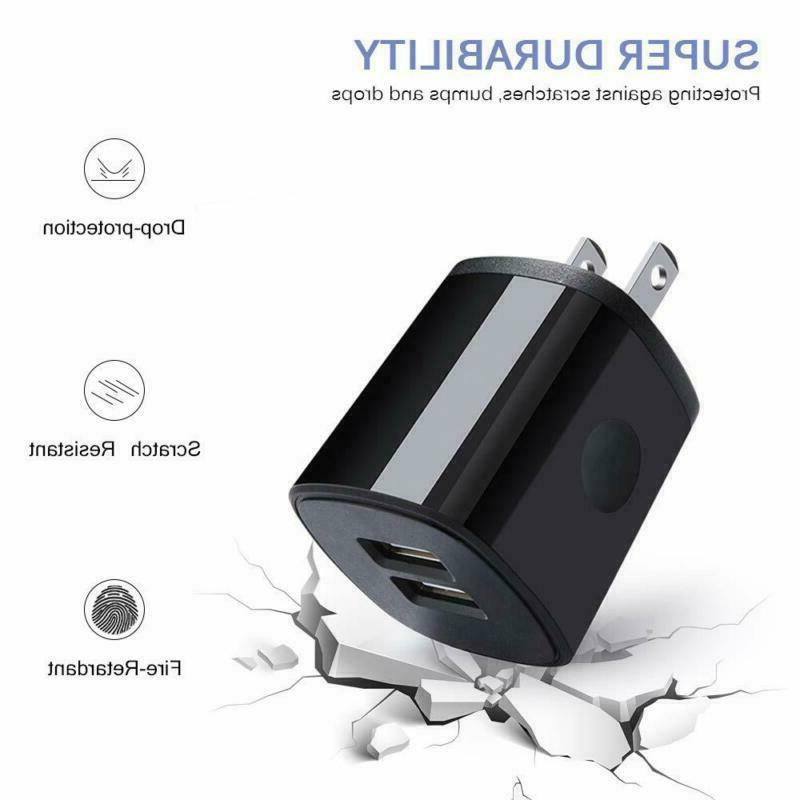For Iphone ChargerUsb Charger Block Charge
