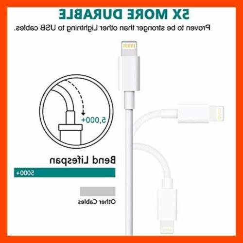 Iphone Wall Charger Port Power Adapter 2 Pack Cord Com