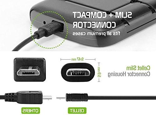 LG LTE K10 / 2.1 Amp Wall USB Charging and