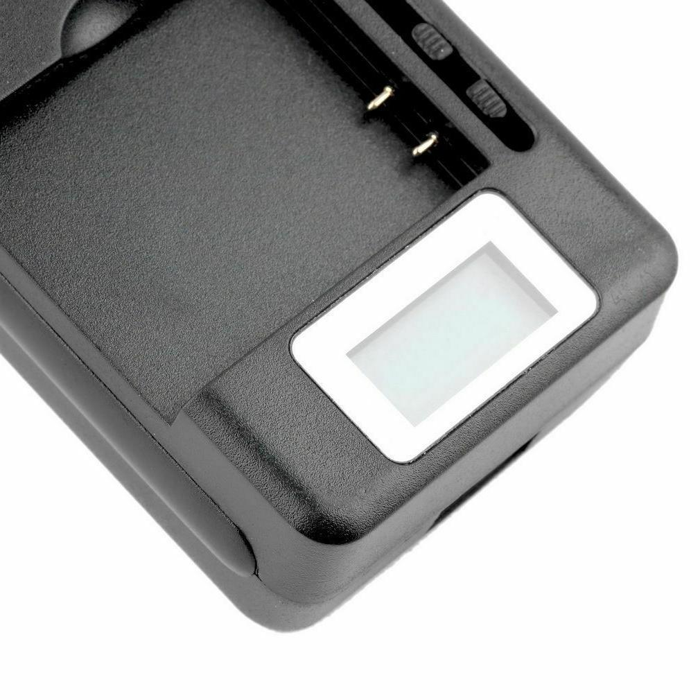 Black Universal Wall Charger For Series Mobile Phone