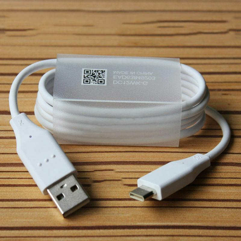G6 OEM Fast Charging Charger Type C Cable