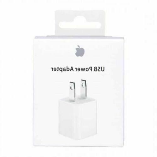oem 5w usb wall charger cube power