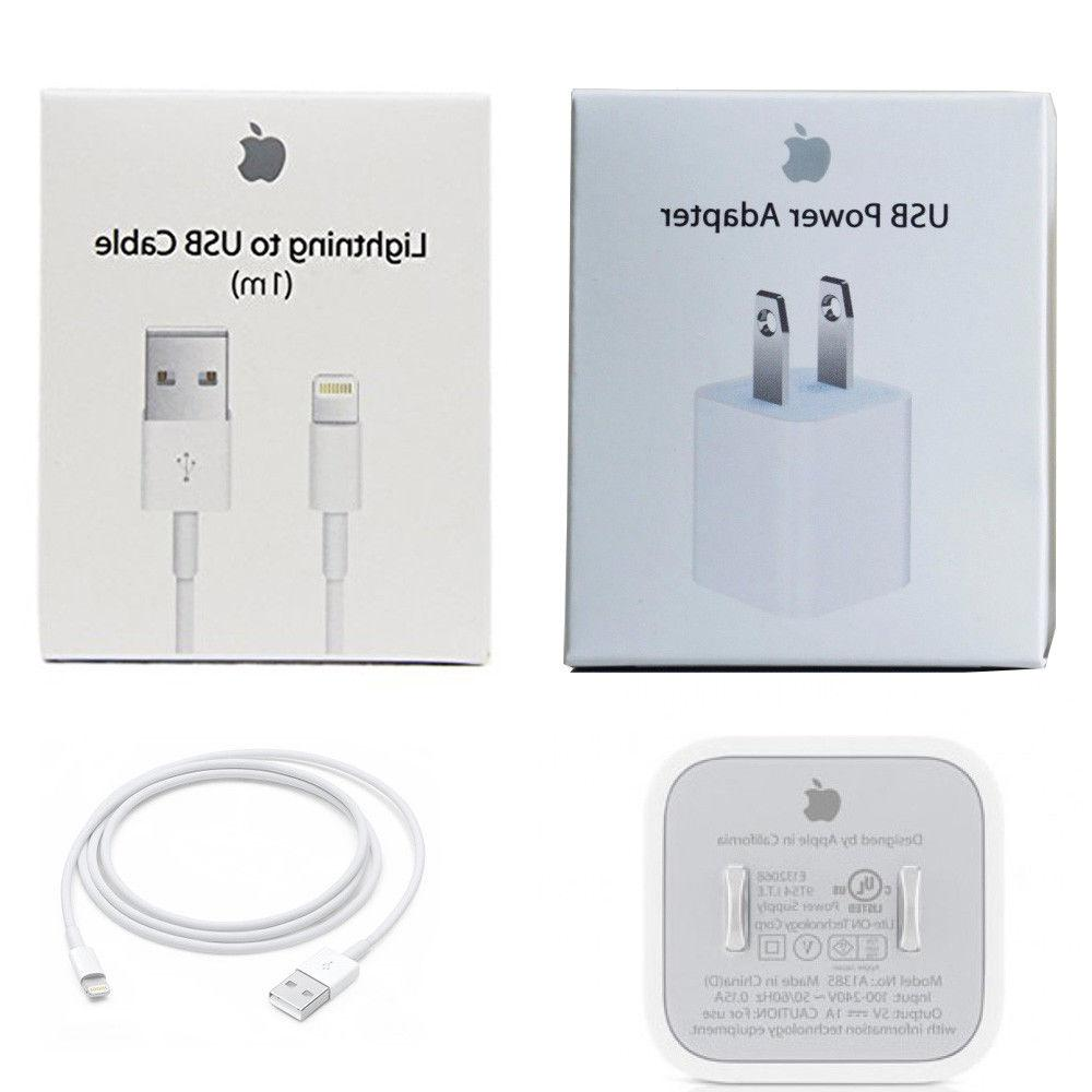 oem 5w usb wall charger with iphone