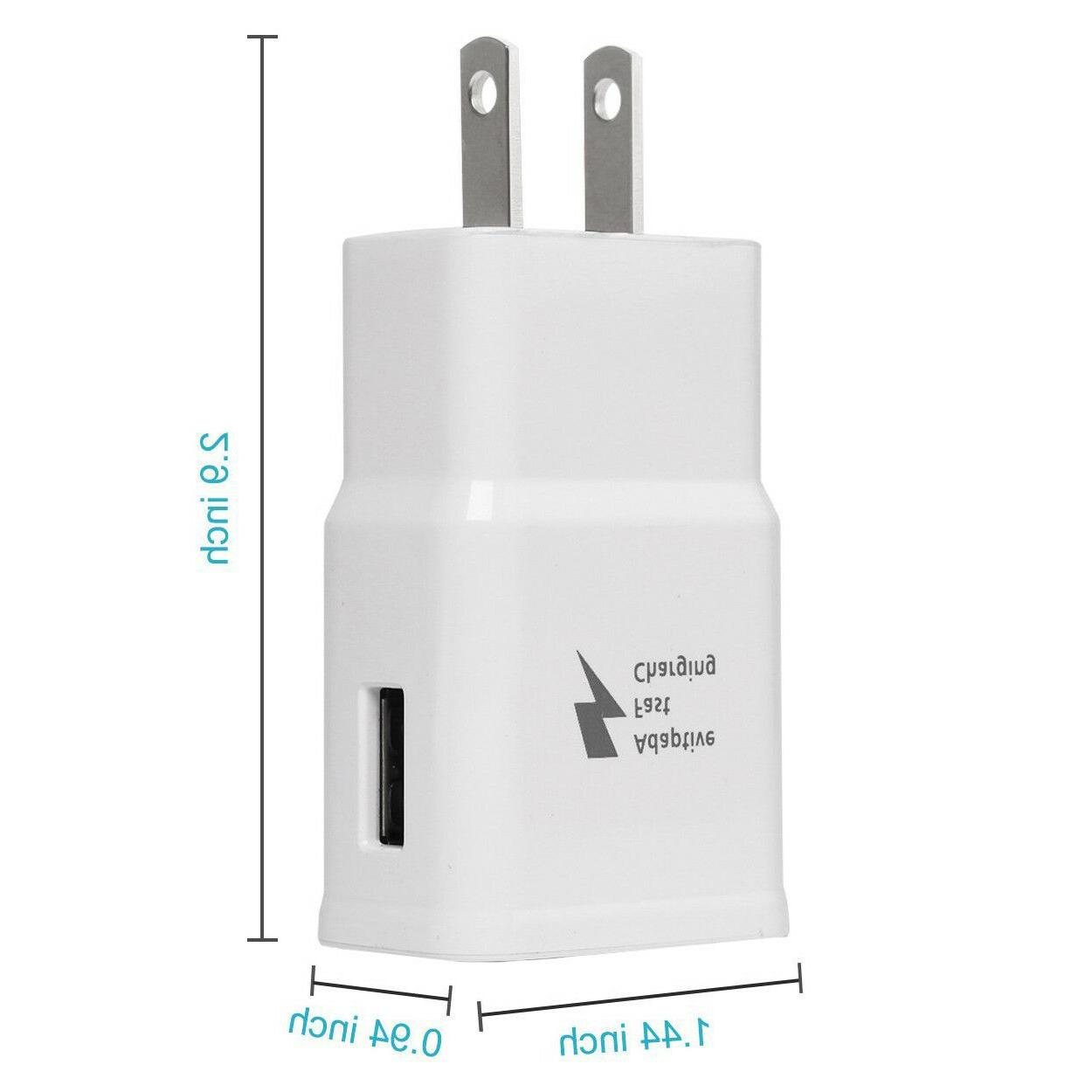 Original Rapid Fast Charger for Samsung S7 5 Note 4