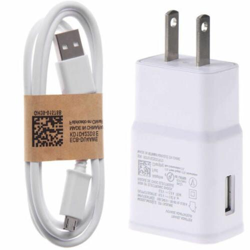 OEM Samsung Fast Wall Charger/ Cable