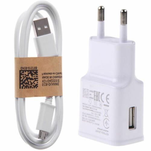 OEM Fast Charger/ Car USB Cable