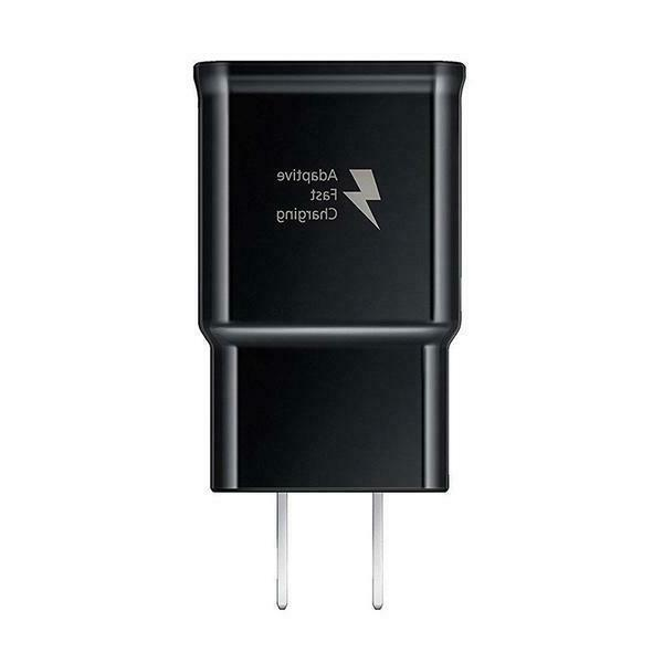 For Samsung Galaxy Note 10 S9 S10 Fast Wall Charger C Cable