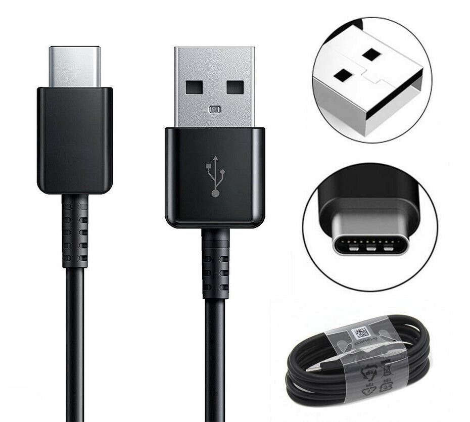 For Samsung S10 Charger USB Type Cable