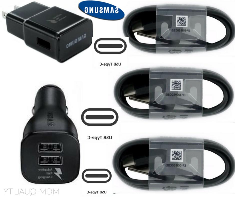 original fast wall charger type c cable