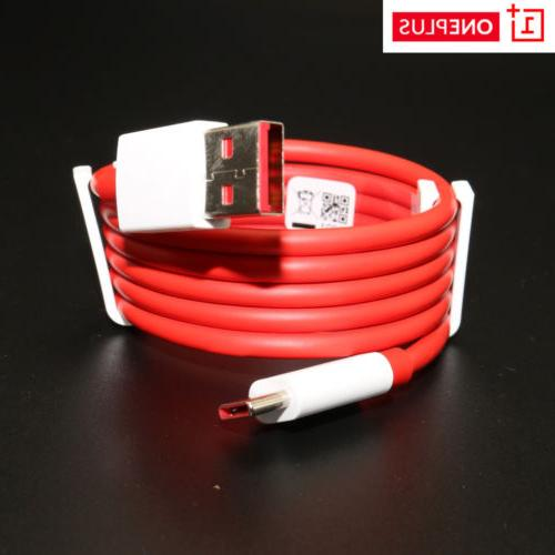 Original Oneplus 6 Dash Charger Travel Type-C Adapter Cable