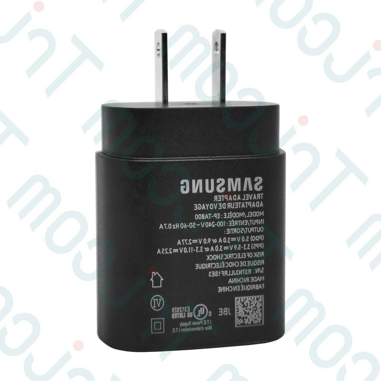 + Ultra 25W Fast Charger Type C Cable