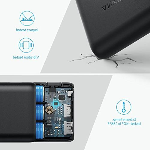 Anker PowerCore Speed 20000, 20000mAh 3.0 Charger, Quick Charge Recharging, Power Bank Samsung, More