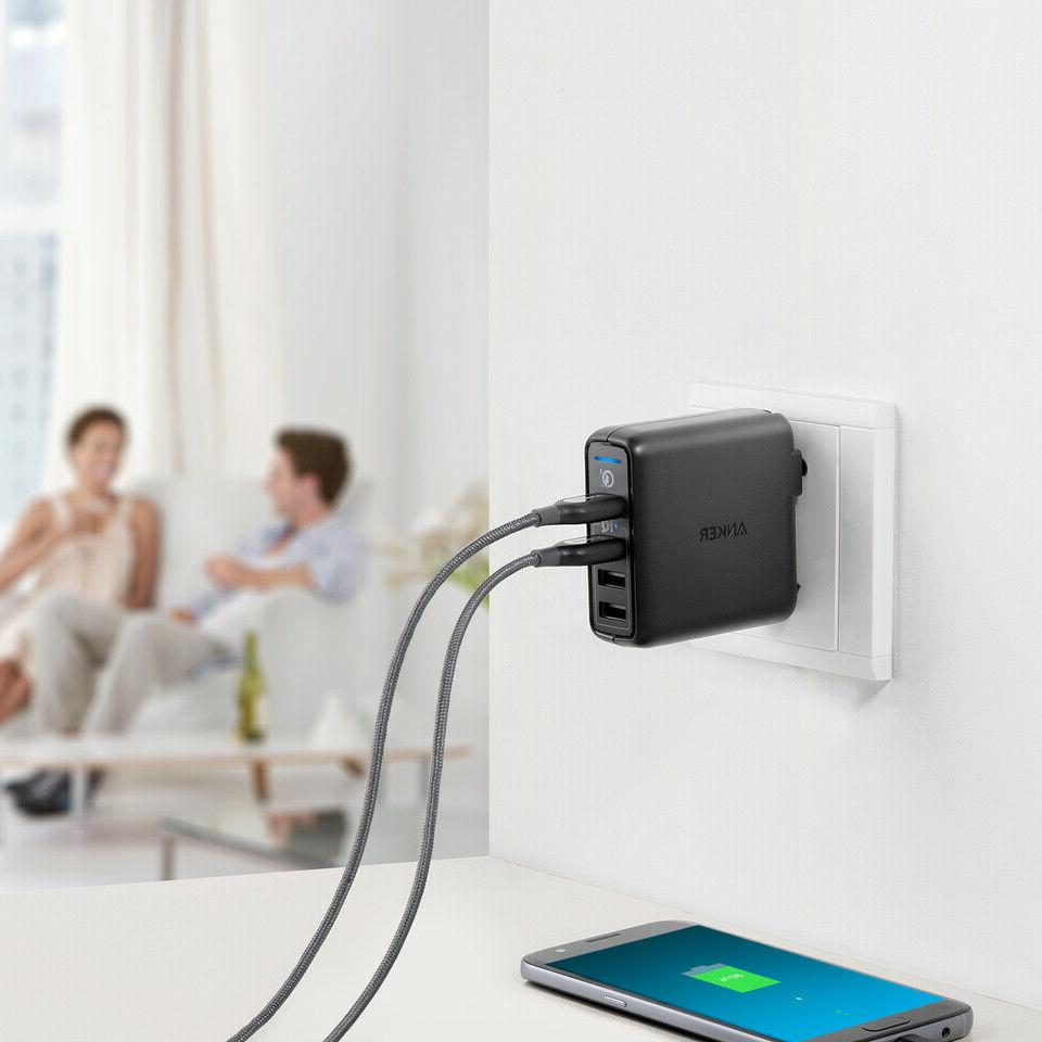 Anker Speed wall Black - Quick Charge 3.0