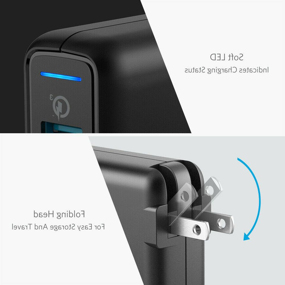 Anker PowerPort wall - Quick Charge