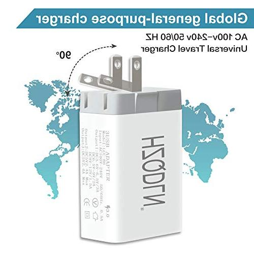 Fast Charger 3 Phone Adapter Quick Charge 3.0 Plug HTC