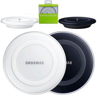 qi wireless charging pad charger for samsung