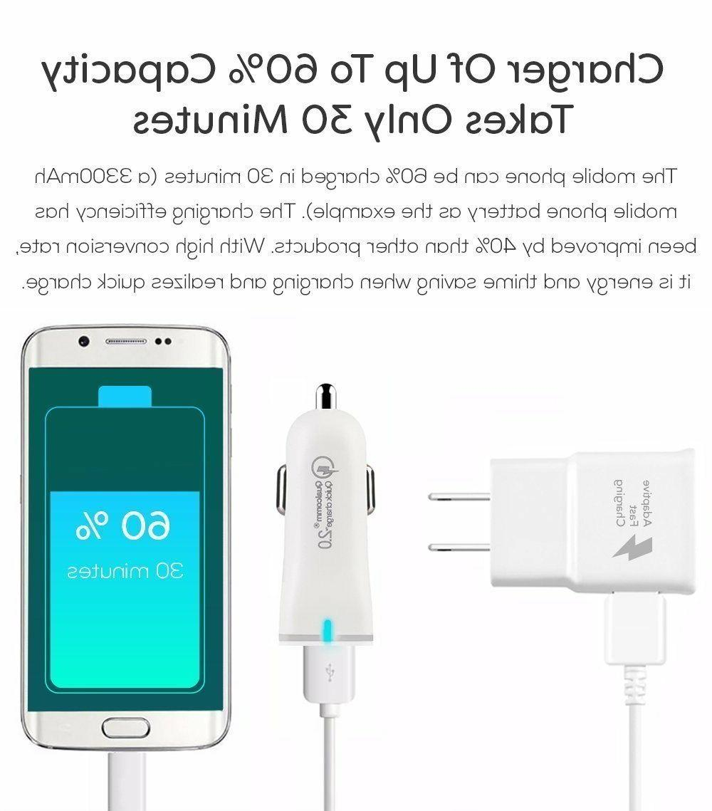 Samsung S7 / Edge / Note Fast Chargers}