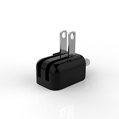 US Mac AC Amavasion US Wall Duck Mac/Macbook Pro iPhone Adapter.