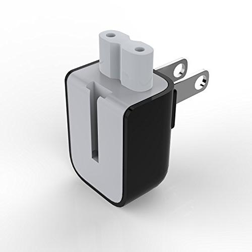 US Wall Power Mac AC Amavasion Wall Plug Duck Head Mac/Macbook Pro iPad iPhone Adapter.