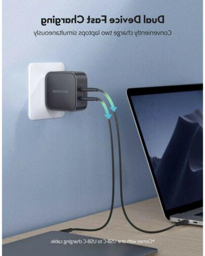 USB Charger PD GaN Type Fast