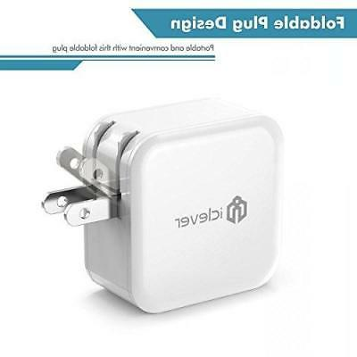 USB iClever Delivery 30W USB Charger for