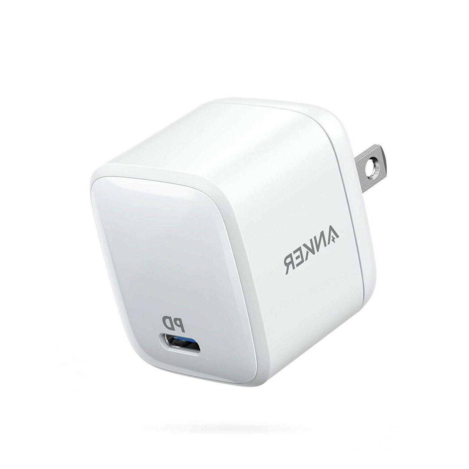 USB C Wall Charger Anker Type 30W Power Delivery PowerPort A