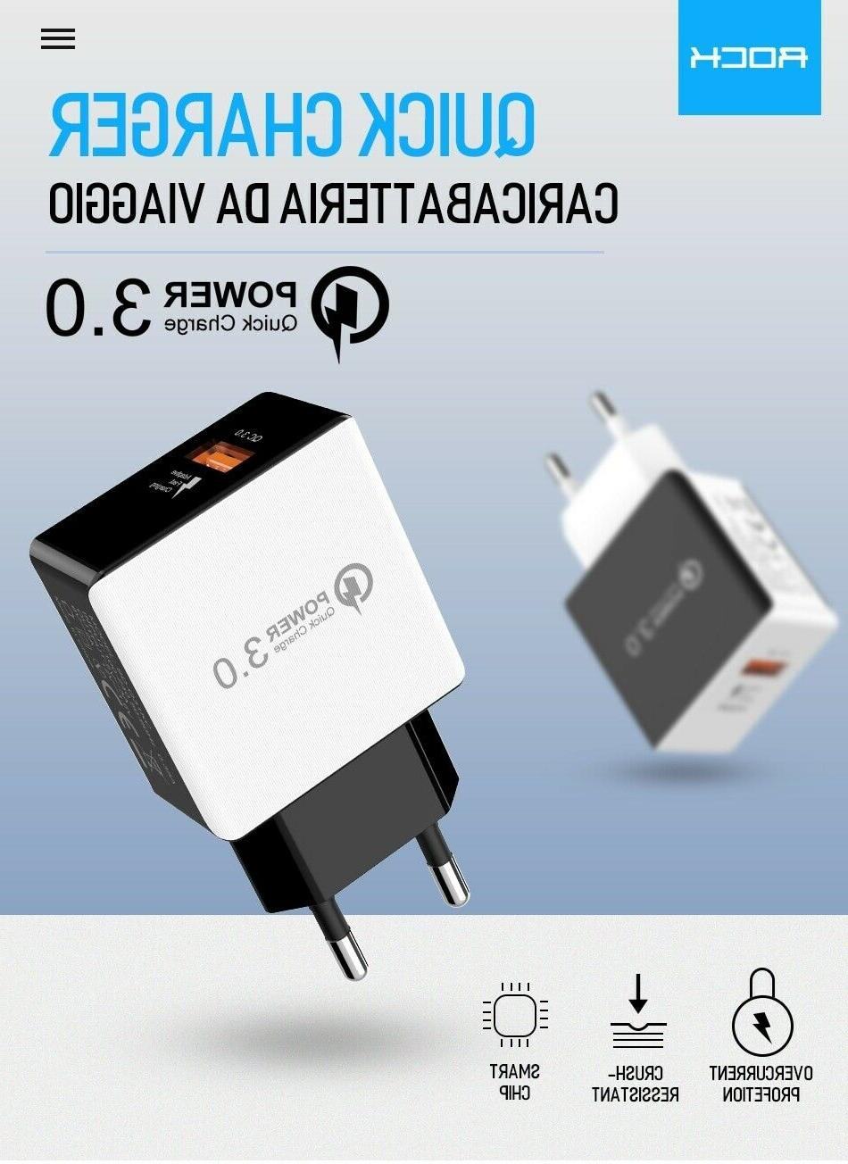 USB Fast Wall for Samsung Android iPhone LG