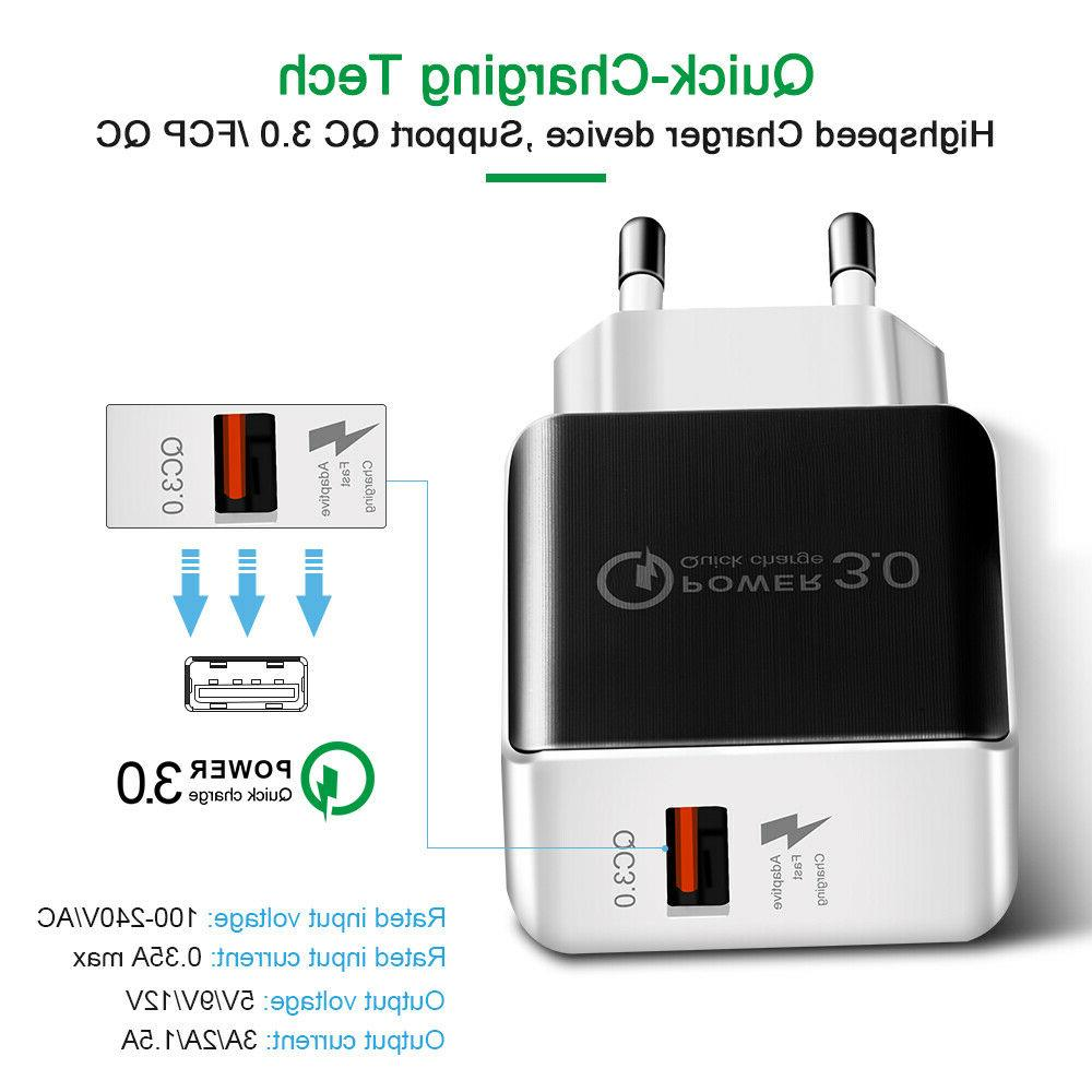USB Quick Charger for or