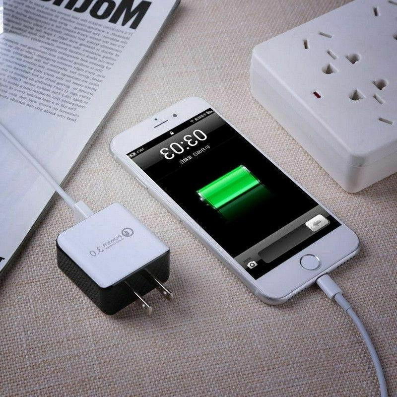 Wall Adapter Plug for iPhone LG