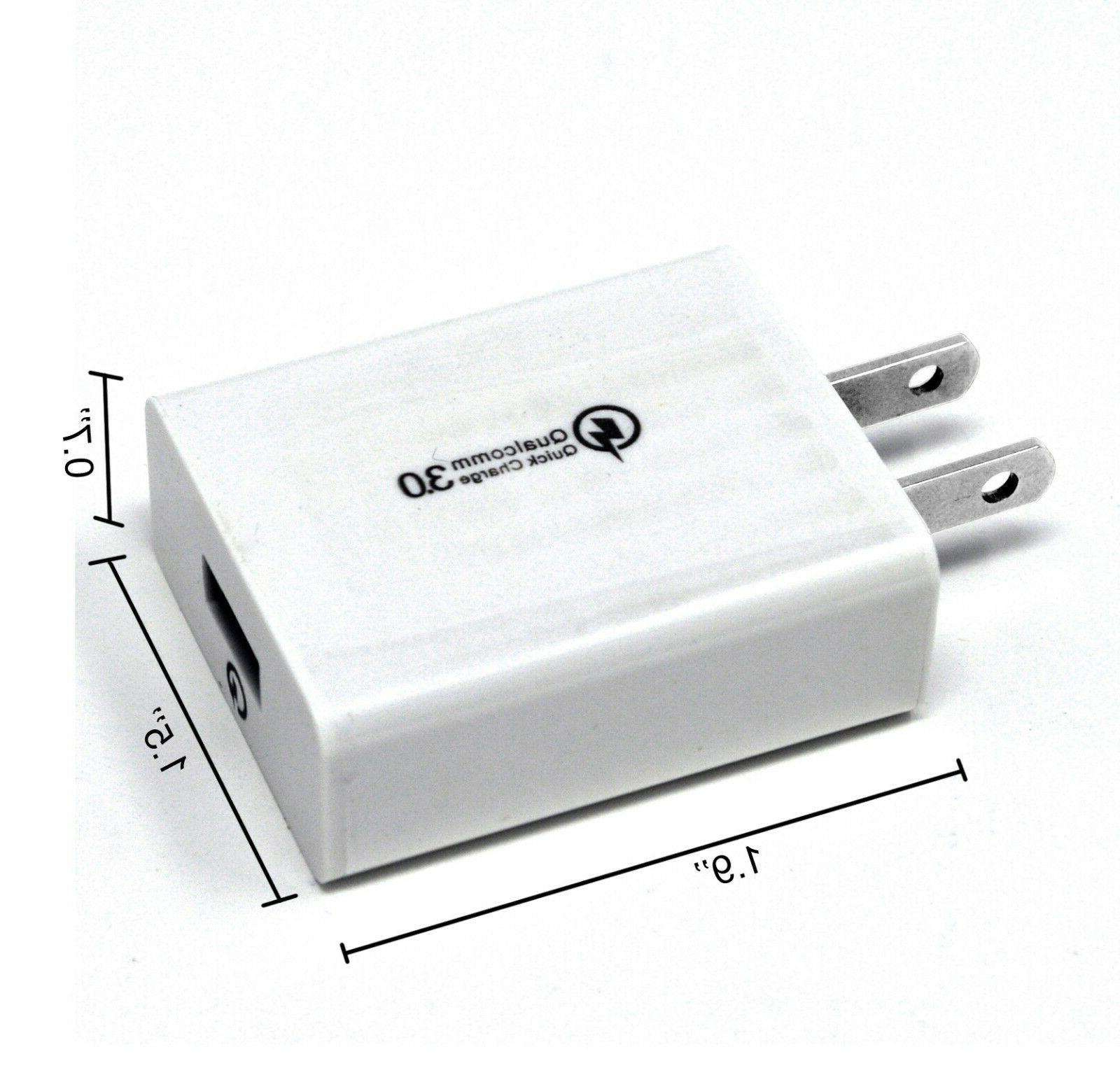 USB Quick Charger Adapter or