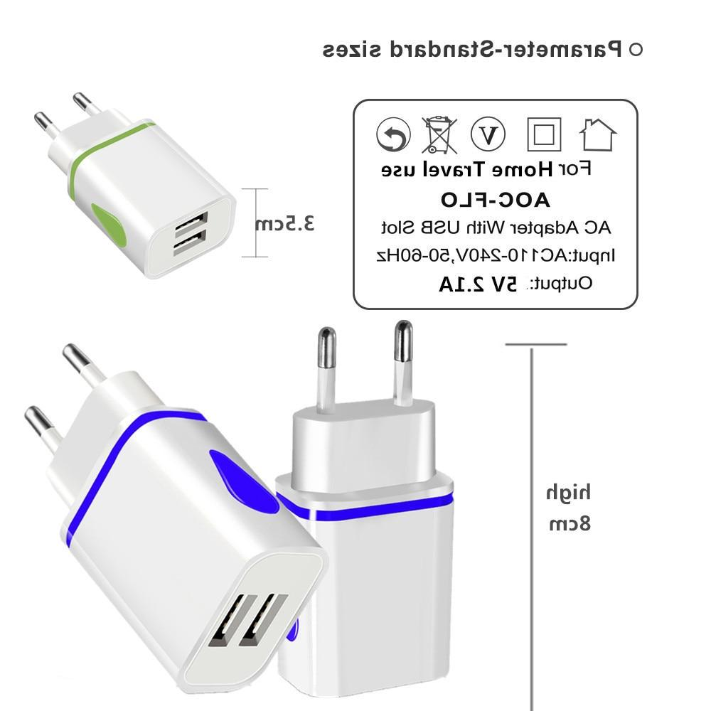 USB <font><b>Charger</b></font> <font><b>port</b></font> 5V Travel <font><b>Wall</b></font> Light <font><b>charger</b></font> For 7 LG