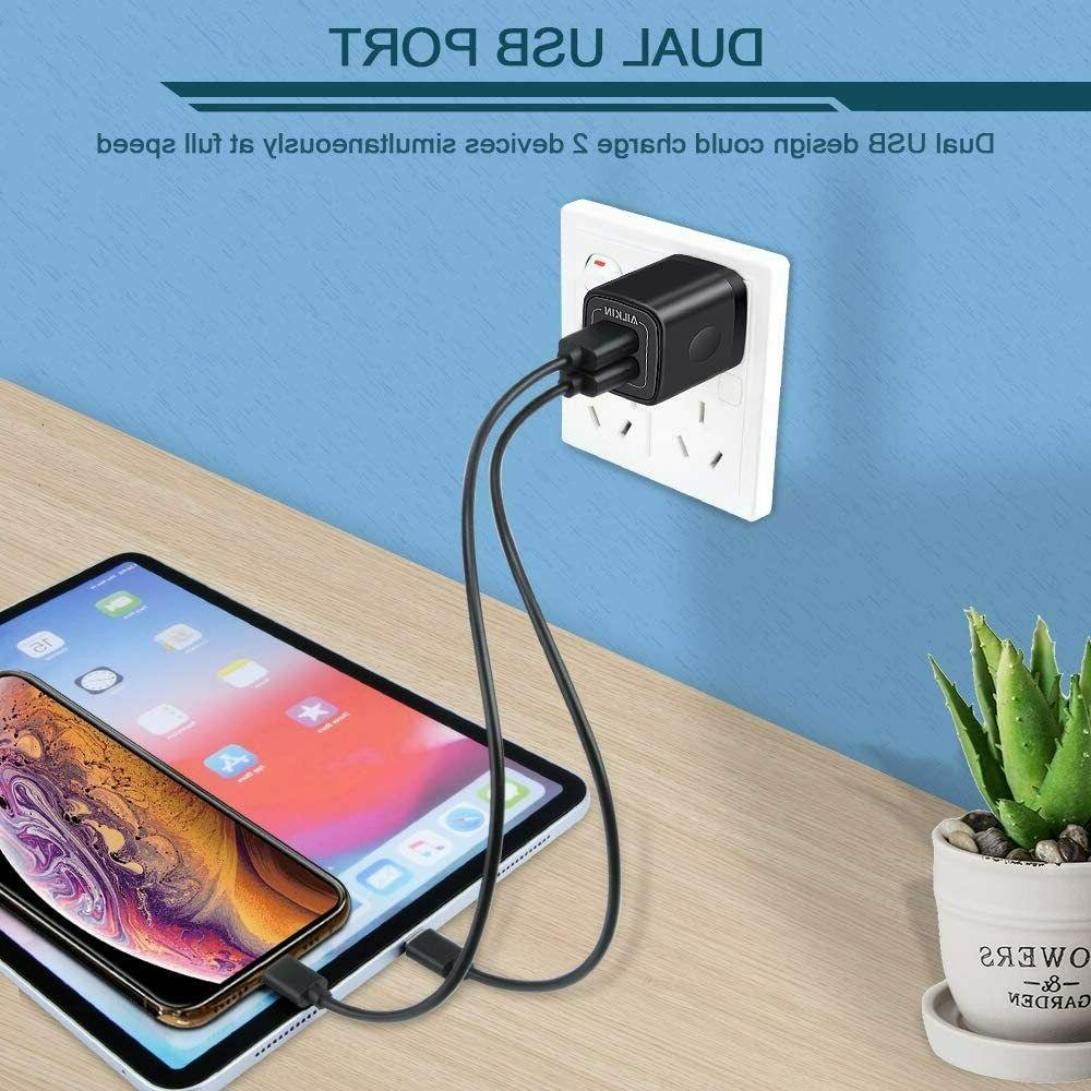 Ailkin MultiPort Block, Station, Home Charger Cube