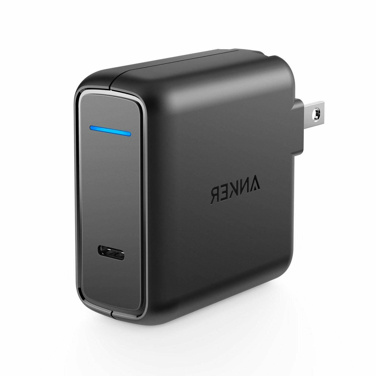 Anker USB Type C Wall Charger 30W Power Delivery for MacBook
