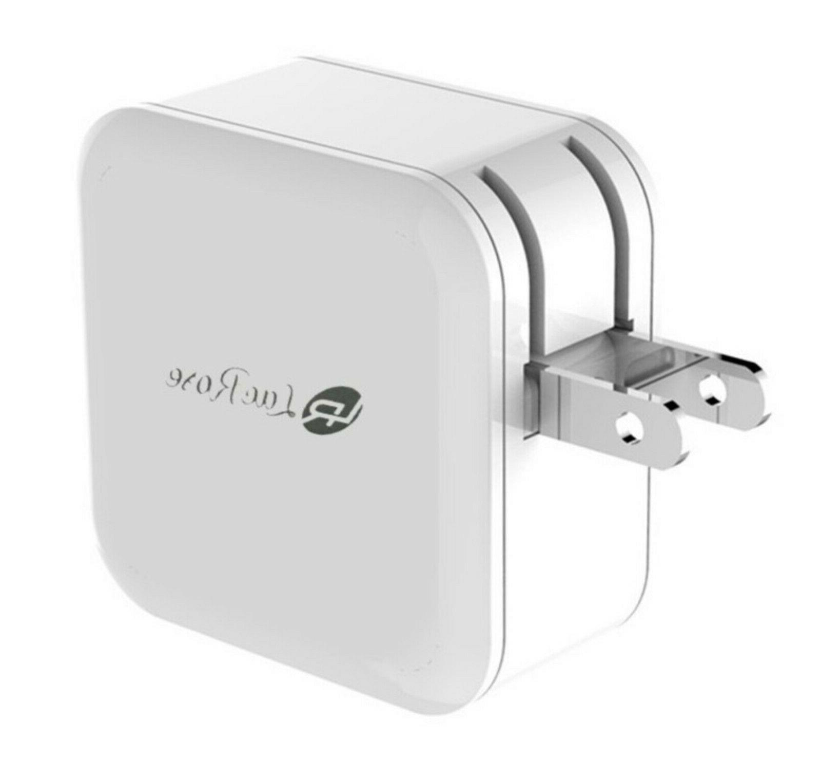 USB Charger, LacRose Foldable PD PowerPort Speed