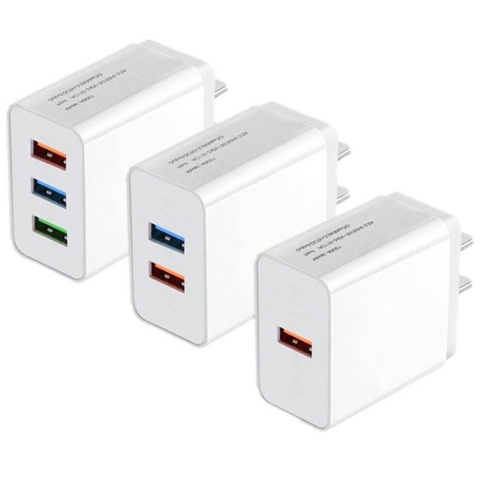 usb wall charger plug ac power adapter