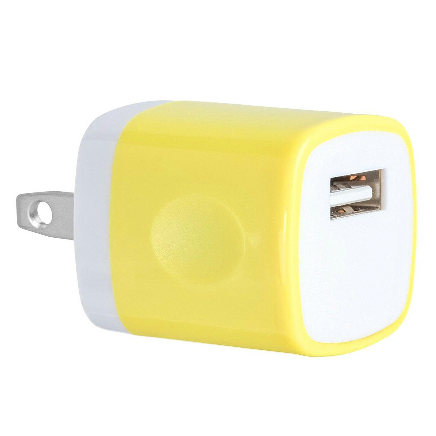 USB Wall Charger Home Power Adapter US Plug For 7 LG