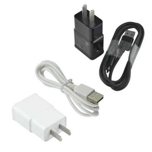 Wall AC Charging Cable for Samsung Galaxy Tab 8.0