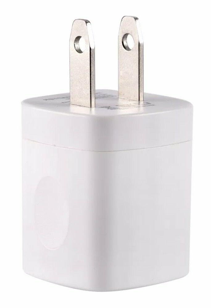 Wall Charger Adapter 3FT USB Data Car for Phones Tablets