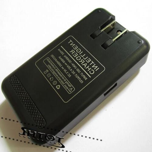 Wall Charger Quick Battery For Galaxy