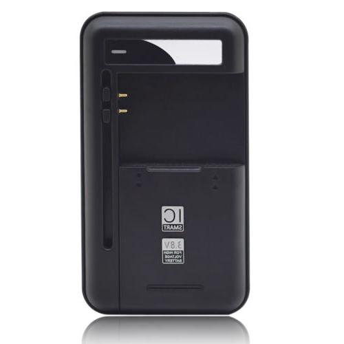 wall charger external quick battery charger