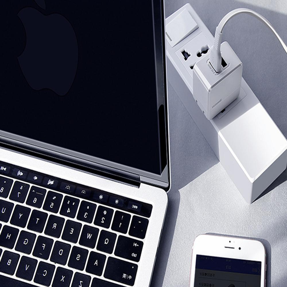 Baseus Wall Charger+USB Lightning Charger For iPhone