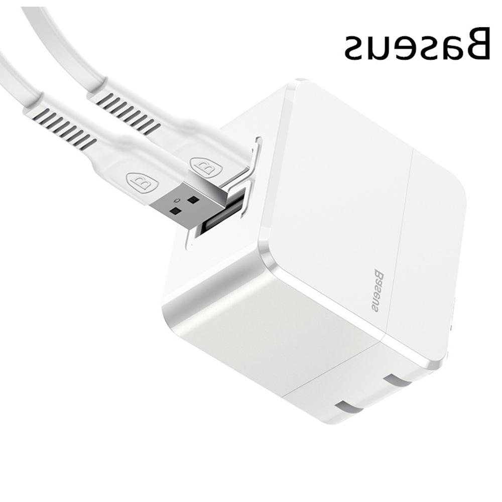 wall charger usb charging lightning cable charger